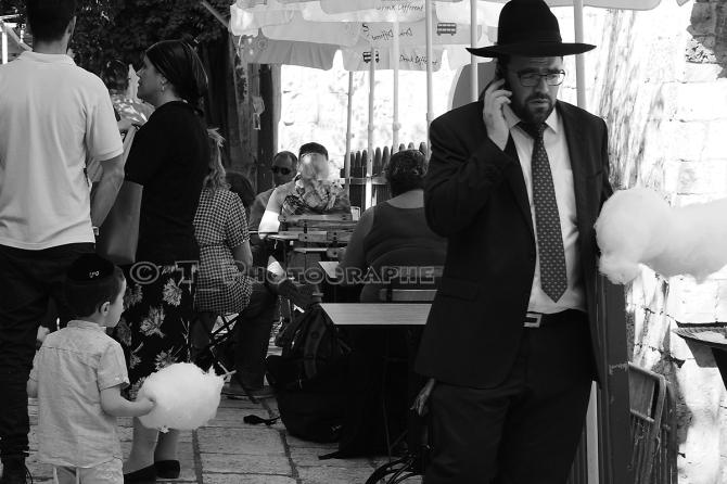 JÉRUSALEM - SOUKKOT 2016